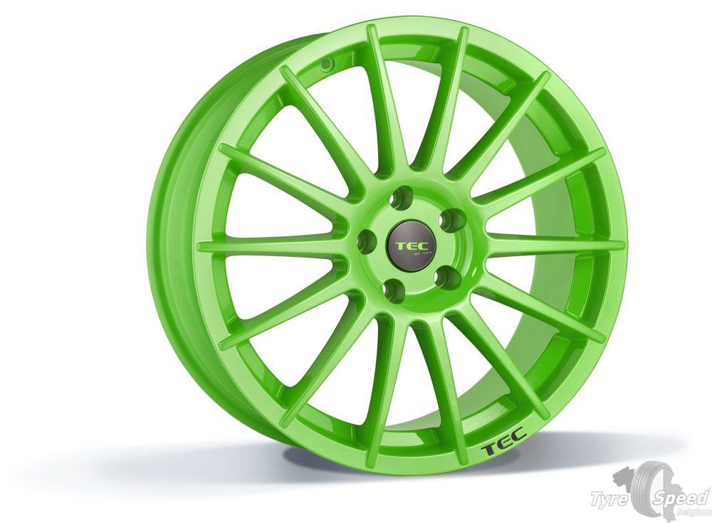 TEC_AS2_groen - Jante TyreSpeed Bruxelles