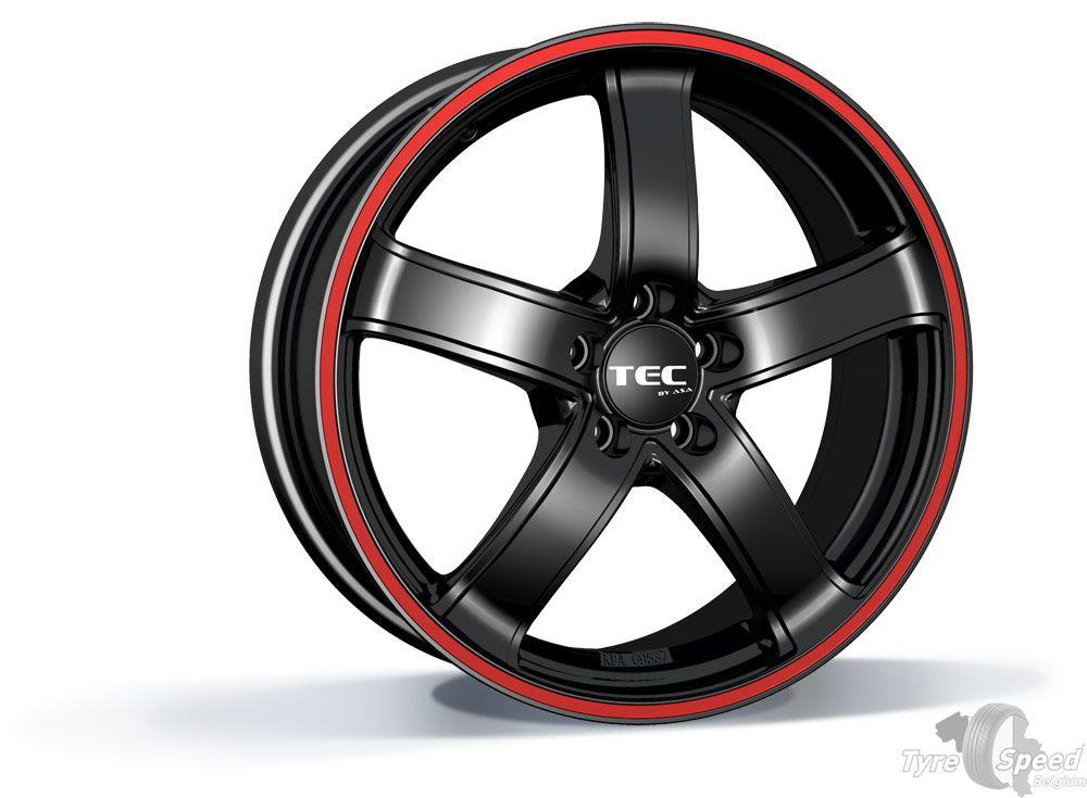 TEC_zwart-rood - Jante TyreSpeed Bruxelles