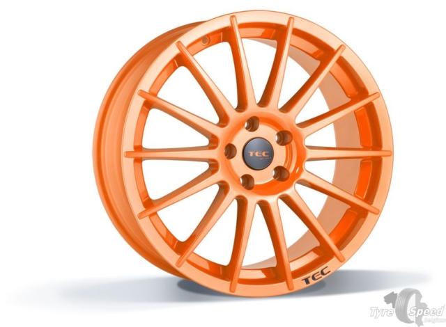 TEC_AS2_orange - Jante TyreSpeed Bruxelles